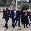 Haham Glick ve Onlarca Siyonist Yerleşimci Mescid-i Aksa'ya Baskın Düzenledi