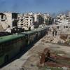 Halep'te tahliyeler tamamlandı