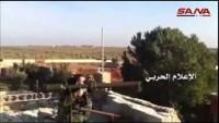 Video: Suriye Ordusunun Halep Kırsalında IŞİD Tekfircilerine Yönelik Operasyonlarından Kareler