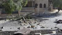 Teröristler Halep Halkını Füzelerle Vurdu