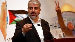 Halid Meşal, Hamas'ın yurt dışı başkanı seçildi