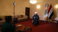 Sünni Alim Şeyh Halit El-Molla: İran'ın Desteği Olmadan Irak'ta Terörizmi Yenmek Mümkün Değildi