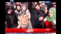 Video: Nubbul Ve Zehra Beldelerindeki Halkın Kuşatmayı Kırıp Beldelere Giren Suriye Askerleri İle Hizbullah Mücahidlerini Sevinç Gözyaşları İle Karşılaması