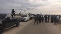 Türkiye Savaş Uçakları Afrine Girmeye Çalışan Gönüllü Halk Güçlerinin Olduğu Bölgeyi Bombalıyor