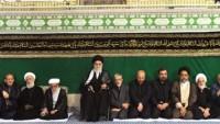 Seyyid İmam Ali Hamanei, Şam-ı Gariban etkinliğine katıldı