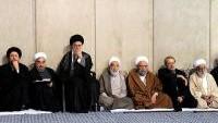 İmam Ali Hamaney'in huzurunda, Mina'da can verenler anıldı