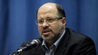 HAMAS'ın İran temsilcisi: Siyonist İsrail ile ilişkilerin normalleştirilmesi durdurulmalı