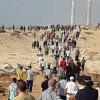 Hamas: İşgal Rejiminin Göstericileri Tehdit Etmesi Boş Bir Girişimdir 