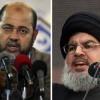 Hamas yetkilileri Hizbullah ile görüştü