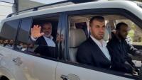Hamas Lideri İsmail Heniyye Bir Heyet Başkanlığında Kahire'ye Gitti 