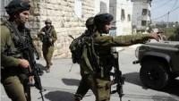 Siyonistlerden Hamas Lideri Ahmed El-Kayyik'in Evine Baskın