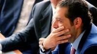 Haririlerin özel uçağı Beyrut'tan Paris'e nakledilmiştir