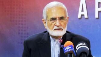 Kemal Harrazi: İran'da hiç kimse Trump'la müzakere etmek istemiyor