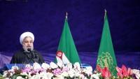 Hasan Ruhani: İnkılab'ın yolunu tüm gücümüzle sürdüreceğiz