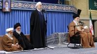 Hasan Ruhani: Kudüs meselesinde büyük bir sorumluluğa sahibiz