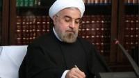 """Hasan Ruhani'den """"İslami ceza yasası""""na onay"""