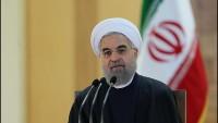 Ruhani: 1395 yılı, direniş ekonomisinde eylem ve girişim yılıdır.