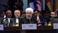 Hasan Ruhani: İran Kudüs'ü kayıtsız şartsız savunmaya hazır