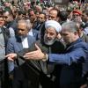 Ruhani: İran halkı bölge milletlerinin ümididir