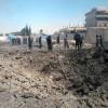 Foto: Vatan haini teröristler Suriye'nin Kamışlı Kentine Bombalı Saldırı Düzenledi