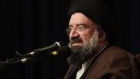 Ayetullah Hatemi: İran terörizm ile mücadeleye devam edecek