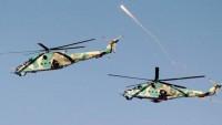 Suriye Hava Kuvvetleri IŞİD Teröristlerinin Deyruzzur'daki Mevzilerini Vurdu