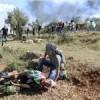 Havara Kontrol Noktasındaki Çatışmalarda 45 Filistinli Yaralandı