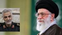 Tümgeneral Süleymani'den İmam Hamanei'ye Tebrik Mesajı: IŞİD'ın Sultası Sonlandırıldı