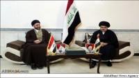 Seyyid Ammar Hekim ve Mukteda Sadr, Türk askerlerinin Irak'tan çekilmesine vurgu yaptı