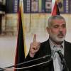 İsmail Heniyye'den Arap Birliğine Siyonist İsrail'i Cezalandırma Çağrısı