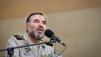 General Heyderi: İran ordusu, her türlü tehdide karşı hazırdır