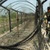 Hindistan'dan Pakistan ve Bangladeş sınırına bariyer