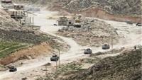 Lübnan Hizbullahı Baalebek'te IŞİD teröristlerinin mevzilerini bombaladı