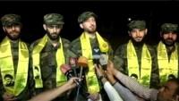 Lübnan halkı, özgürlüğüne kavuşan Hizbullah üyelerini coşkuyla karşıladı