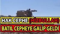 Hizbullah Mücahidleri Arsel Şehrinin Kapılarına Dayandı