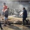 Foto: Teröristler Suriye'nin Homs kentinde bombalı saldırı düzenledi: 1 şehid, 12 yaralı