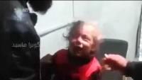 Video: Katil ÖSO teröristleri küçük çocukların organlarını alıp ölüme terk ediyor!