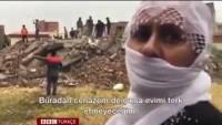 Video: Sur Halkı Ramazanda Çaresiz Bir Şekilde Evlerinin Yıkılışını İzliyor