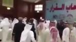 Video: Suudi Arabistan ve Katar Heyetleri Yumruk Yumruğa Birbirlerine Daldı