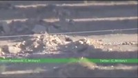 Video: Teröristlerin Halep Al Ramus bölgesine sızarak kuşatmayı kırma girişimi çok pahalıya patladı