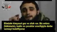 VİDEO: Suriye'de Kimyasal Silah Gerçeği