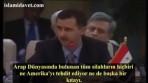 Video: Beşar Esadın Irak'ın işgali öncesi Arap zirvesinde yaptığı konuşma