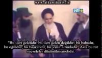 """Video: İmam Humeyni: Ömer Halifeyken """"Yanlış bir iş yaptığımı görürseniz beni uyarın"""" diyor"""
