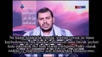 Video: Yemen Hizbullahı Lideri Seyyid Abdulmelik Husi'nin Konuşması…