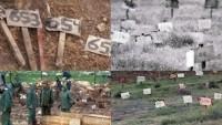 İşgal Yönetimi Filistinli Şehitlerin Naaşlarını Kaybettiğini İtiraf Etti