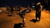 İşgal Güçleri Batı Yaka'da 4 Filistinliyi Tutukladı
