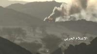 Yemen Hizbullahı Suud İşbirlikçisi Münafıkları Zilzal-1 Füzesiyle Vurdu