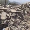 Siyonist Suud Koalisyonu Yemen'de Cumhurbaşkanlığı Sarayını bombaladı