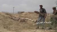 Yemen Hizbullahından Suud İşbirlikçilerine Ağır Darbe: 39 İşbirlikçi Öldürüldü, 4 Askeri Araç İmha Edildi