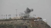 Yemen Hizbullahı Suudi güçlerin üssünü Zilzal-2 füzeleriyle hedef aldı